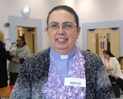 Rev Lyn Rowson